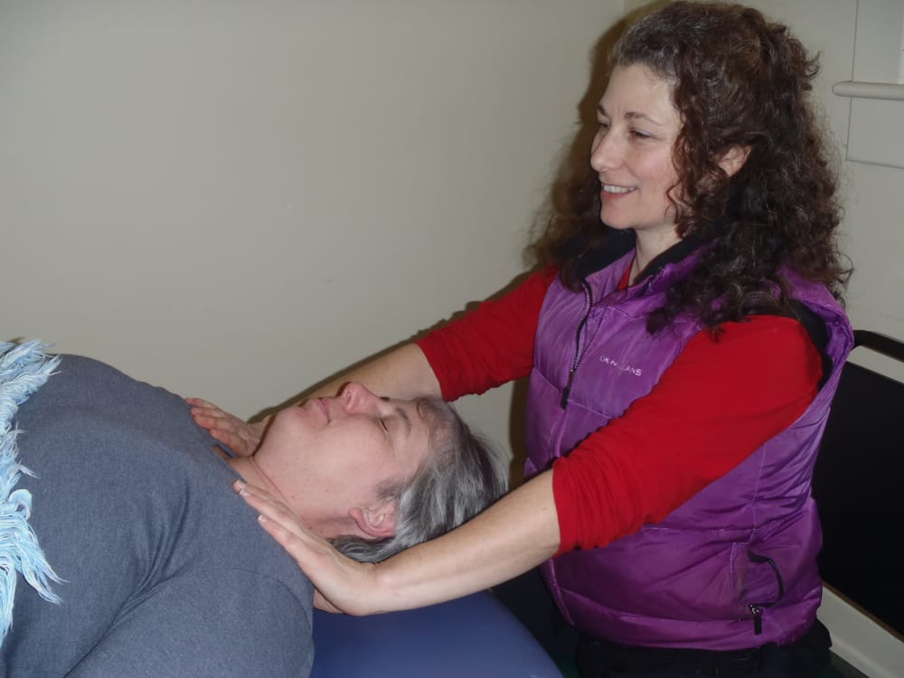 Day of Massage at Greenfield's Market